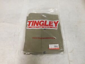 Tingley Magnaprene Flame Resistant Jacket With Hood Size Large Olive J12148 l