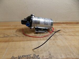 Pentair Shurflo Diaphragm Spray Pump 1 10 Hp 3 8 Inlet outlet 8020 513 236