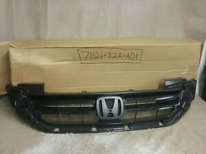Honda Accord 2013 Base Front Grille 71121 T2a A01