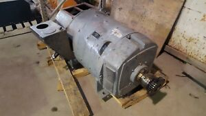 300 Hp Dc General Electric Motor 1150 Rpm 508at Frame Dpfv 500 V