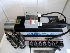 Eurospindel Atc auto Tool Change High Speed Spindle Motor