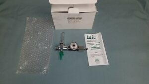 Erie Oxygen Regulator Flowmeter 474 046 Cga 540 15 Lpm