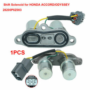 28200 p0z 003 Oem Transmission Lock Up Solenoid For Acura Honda Accord Odyssey
