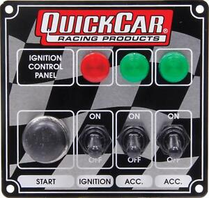 Quickcar Ignition Control Panel 50 025