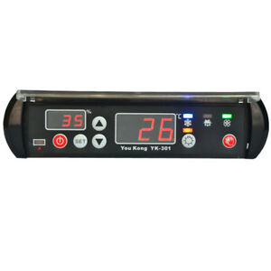 Temperature Thermostat Newest Refrigerator 220v Ac Digital Controller Humidity