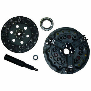 Clutch Kit For Ford Tractor 2110 2150 2300 230a 231 2310 2600 2610 2810 2910