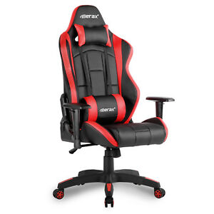 Racing Gaming Chair High Back Desk Chair Ergonomic Design Computer Chair