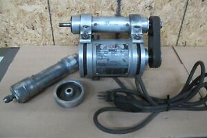 Themac Tool Post Grinder J30 W 2 Spindles Nice