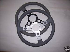 New Leather Wrap 70 81 Trans Am Steering Wheel Gto