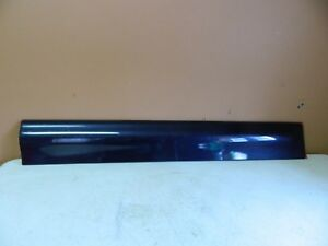 New Oem 2001 2005 Ford Explorer Sport Trac Front Door Body Side Moulding Right