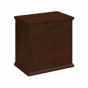 Scranton Co 2 Drawer Lateral File Cabinet In Antique Cherry