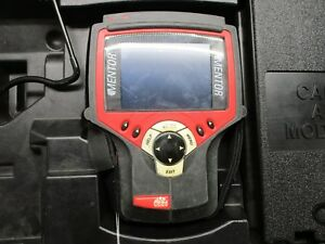 Mac Mentor Scan Tool Pro Diagnostic Set Obd Ii Can Obd2