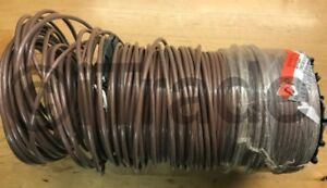 Southwire 22980757 500 ft 10 Awg Stranded Brown Copper Thhn Wire Stressed Reel