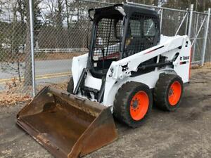 2014 Bobcat S510 Skid Steer Only 520 Hours