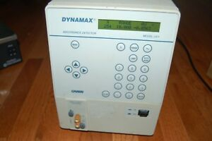 Varian Rainin Dynamax Hplc Absorbance Detector Uv 1 Uv1 Prep Preparative 7200