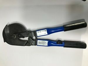 Thomas Betts Ratchet Cable Cutters Csr 750