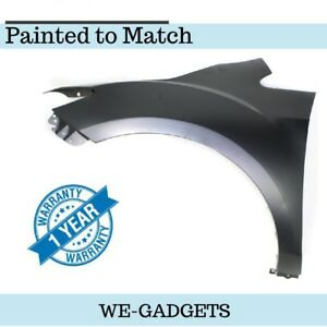 Fits Mazda Cx 7 07 12 Front Driver Side Fender Painted To Match Ma1240156c