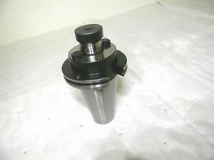 Erickson Cat50 Shell Mill Holder 1 1 4 Pilot Dia 1 5 Proj 6 188 Oal 3640211
