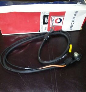 Delco Wire And Cable Nos Battery Cable Gm delco 12026581