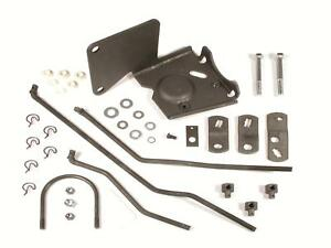 Hurst Shifter Installation Kit Competition Plus Muncie M 21 452 Nova chevy Ii