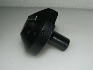 Apt Indexable Countersink 90 Angle 3 4 Shank 1 1 4 To 2 1 2 Cut Diam Cc390