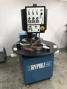 Engis Hyprez 28 Single Side Lapping System 28lm230vp Polishing Precision Grind