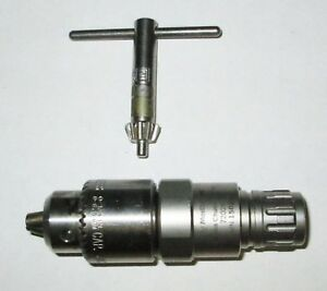 Medtronic 720204 High Torque Ht 1 4 Jacobs Chuck With Key Tested Works Well