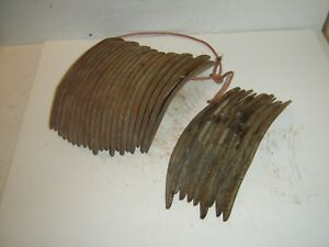 Lot 29 Cultivator Sweep Shoes teeth Sweeps Free Shipping