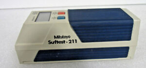 Mitutoyo Surftest 211 Surface Roughness Profilometer
