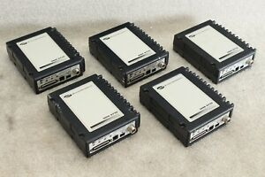 Lot Of 5 Mds 9710 900 Mhz Hl Digital Radio Data Transceiver Mds 9710a Mds 9710