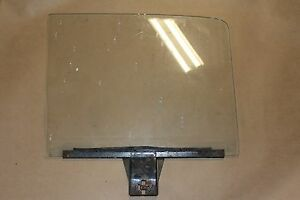 Volvo Amazon Window 122 Glass Channel Driver Front Sedan And Wagon
