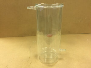 Buchler Instruments Jacketed Beaker 2000ml 2l Inside Volume 180 Hose Fittings