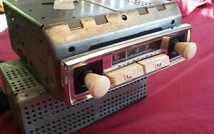 Vintage Blaupunkt Bremen Tube Type Radio Am Longwave Professionally Restored