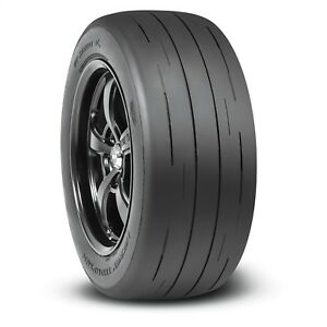 Mickey Thompson 3559 Et Street R Drag Radial Tire 275 60r15