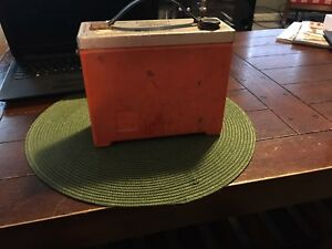 Metrotech 810 Pipe And Cable Locator Transmitter Tested And Works