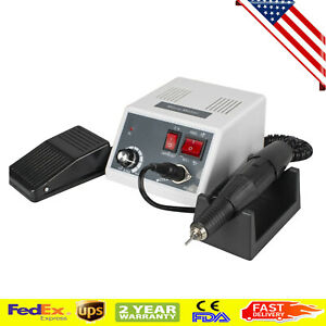 Dental Lab Jewelry Micromotor Polisher Handpiece Control Unit Machine F Marathon