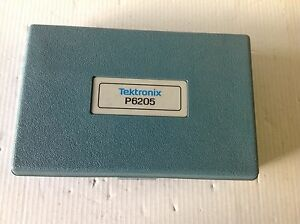 Tektronix P6205 Active Fet Voltage Probe For Oscilloscope 750mhz 2pf 1mohm