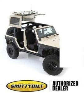 Smittybilt Hard Top Hoist 510001 For 87 18 Jeep Wrangler Tj 07 18 Unlimited Jku