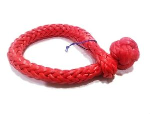 Soft Shackle Red 1 2 X 12 Rated To 30 000 Lbs Arachni Recovery Equipment