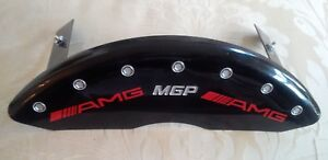 1 Set Mgp Caliper Covers For Mercedes Front