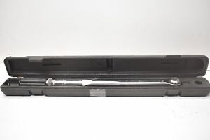 K d Tools 2952 Torque Wrench 1 2 25 250ft Lbs