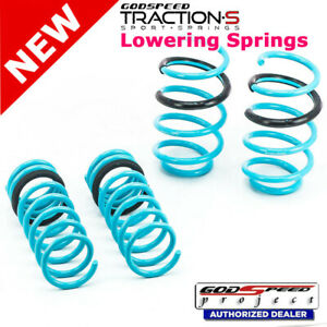 Traction s Sport Springs For Ford Focus St 2014 2017 Godspeed Ls ts fd 0005