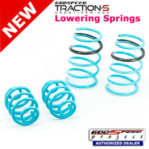 Traction s Sport Springs For Bmw 3 Series 1992 1998 E36 Godspeed Ls ts bw 0007