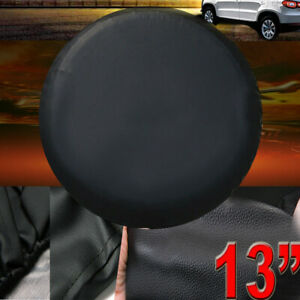 Us New 13 Inch Spare Tire Cover Wheel Protector Cover For Jeep Wrangler Cruiser