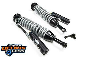 Bds 88306048 Fox 2 5 Coil Overs W Dsc Adjuster 2017 Toyota Tacoma Fits 6 Lift