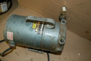 Gast 0522 v4b g180dx Compressor vacuum Pump 1 4 Hp 60 Hz 115v Parts