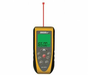 Johnson Laser Distance Measure 40 6001 1 16 At 165 New
