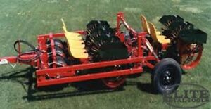New Mechanical Transplanter 550l 5 Five Row Large Bed Planter