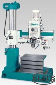 New Clausing Radial Drill Cl720a 30 Arm 23x17x15 Table