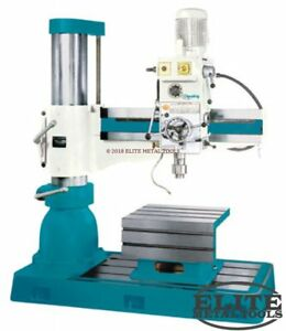 New Clausing Radial Drill 48 Arm 25 x20 x16 Table
